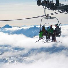 Sunshine Ski Village Banff, AB credit Sean Hannah
