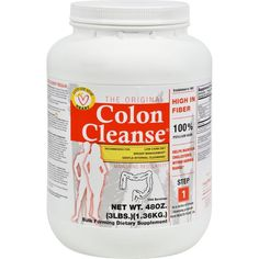 Health Plus The Original Colon Cleanse Description: Colon Cleanse has been the number 1 product in its class for over 3 decades. Each serving supplies daily Homemade Colon Cleanse, Colon Cleanse Diet, Colon Detox, Natural Colon Cleanse, Bowel Cleanse, Colon Health, Whole Body Cleanse, Full Body Detox, Body Detox Cleanse