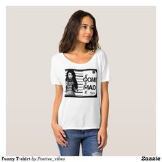 Discover a world of laughter with funny t-shirts at Zazzle! Tickle funny bones with side-splitting shirts & t-shirt designs. Laugh out loud with Zazzle today! Love T Shirt, Shirt Style, Tee Shirt, Shirt Hair, Fitness Motivation, Bachelorette Party Shirts, Bachelorette Weekend, Team Bride, Girls Wardrobe