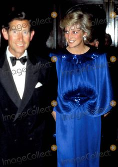 """ Romeo and Juliet "" Princess Diana and Prince Charles Photo by Alpha-Globe Photos Inc Royal Princess, Prince And Princess, Princess Of Wales, Prince Charles And Diana, Prince Harry And Meghan, Princess Diana Dresses, Before Wedding, Lady Diana Spencer, Princesa Diana"