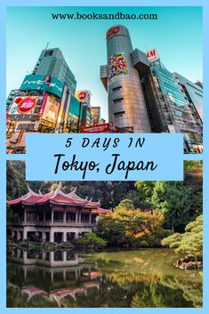 Find out how to make the most of your time in Japan's seductive capital (plus all the Japan essentials) with this exciting guide to 5 days in Tokyo. Japan Travel Guide, Tokyo Travel, Asia Travel, Travel Guides, Tokyo City, South Korea Travel, Travel Route, By Train, City Break