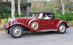 1930 Packard 734 Speedster