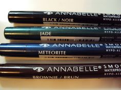Annabelle Smoothliner. This product is similar to what Milani makes but comes with more color variations, and they are even more affordable! Yay!