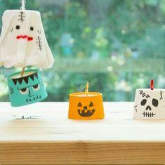 おもちゃ作家・佐藤蕗(さとうふき)さん考案の、ハロウィンにぴったりな手作りおもちゃ「紙コップ釣りゲーム」をご紹介♪ キャンディなどのお菓子を入れたカップを釣り上げる、小さな子供も楽しめるゲームです。