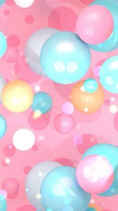 Water Live Wallpaper, Bubbles Wallpaper, Cute Galaxy Wallpaper, Pink Wallpaper Iphone, Couple Wallpaper, Cellphone Wallpaper, Banner Background Images, Flower Background Wallpaper, Flower Backgrounds