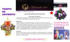 TIEMPO DE ADVIENTO. ORACION MARTES 10 DE DICIEMBRE DEL 2013.+♠LOURDES MARIA BARRETO+♠