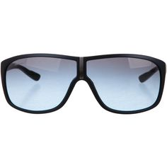 Pre-owned Prada Sport Tinted Logo Sunglasses ($75) ❤ liked on Polyvore featuring accessories, eyewear, sunglasses, blue, matte sunglasses, prada sport sunglasses, prada sport, tinted sunglasses and tinted glasses