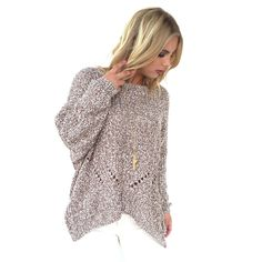 Granola Knit Sweater