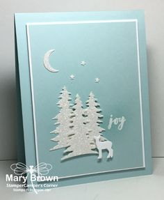 WOW…the end of July already and time for the last Create with Connie and Mary Design Team Saturday Blog Hop for the month. This week we are celebrating Christmas in July! I just LOVE the new…