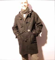 Men's Toggle Duffle Coat  – Sewing Projects  | BurdaStyle.com