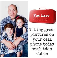 Taking great pictures is something that Adam Cohen of DadaRocks.com does well and this week we talk to Adam Cohen about taking great pictures on your cell phone today. Also, we explore some of the newest technology in cell phones which can make our picture taking even easier!