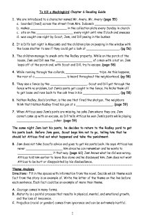 to kill a mockingbird essay topics essay assignment  to kill a mockingbird essay topics essay assignment literature activities future teacher here essay topics teacher and activities