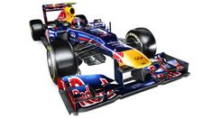 Red Bull 2012 F1 car - Can't wait for this season challenge.