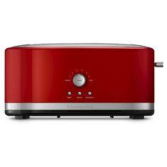 KitchenAid® 4-Slice Long Slot Toaster with High Lift Lever KMT4116 Target. com 99.99