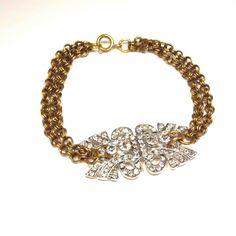 L'oliphant strass rock bracelet http://www.oliphant-bijoux.fr/l-/441-bracelet-strass-rock.html #eshop #jewels #jewelry #chic #trendy #fashion #l'oliphant