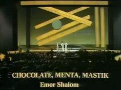 Chocolate Menta Mastik - Israel - Place 6