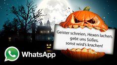 Die besten Halloween-Sprüche für WhatsApp©WhatsApp, kaktus2536 - Fotolia.com, freshidea - Fotolia.com