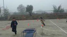 Educación Física: Circuito de ejercicios básico. #ejerciciosgrupales #engrupo #educacionfisica #deporte