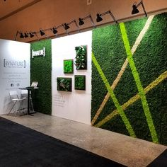 We're at the Interior Design Show in Toronto this week with our partners ByNature Design. Visit us in booth 21 to learn about living walls and moss art! Moss Wall Art, Moss Art, House Wall Design, Door Design, Vertikal Garden, Interior Design Shows, Vertical Garden Wall, Green Wall Art, Deco Originale