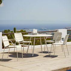 Copenhagen Chair with Armrest