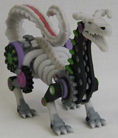 3D Printed Steampunk Skeleton Dragon WhiteClouds http://www.amazon.com/dp/B00KVST49Y/ref=cm_sw_r_pi_dp_EsjDub04AKQ4W