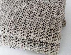 Узор шарфа — не резинка и вяжется очень легко.. Обсуждение на LiveInternet - Российский Сервис Онлайн-Дневников