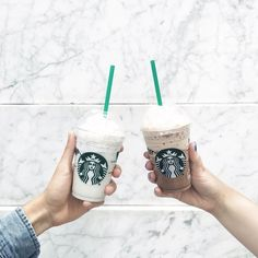 Starbucks Mini Frappuccinos 2016  Mini (10 oz.) Coffee Light Frapp. 60 calories 0 Fat.Made with nonfat milk.