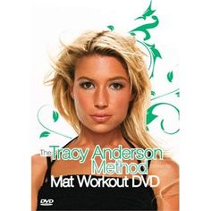 The Tracy Anderson Method Mat Workout DVD (DVD)  http://www.findgenial.com/file.php?p=B001F2HZHI  B001F2HZHI