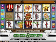 Prostredníctvom spoločnosti Net Entertainment prežite chvíle plné dobrodužstiev na automatovej hre Viking´s Treasure, kde sa vydáte po stopách strateného pokladu Vikingov. Tento starý poklad objaví skutočný víťaz, ktorý na svoj herný účet získa najvyšší počet mincí. http://www.vyherne-hracie-automaty.com/naj-kasino-hry/automatova-hra-vikings-treasure  #VyherneHracieAutomaty #Jackpot #Vyhra #KasinoHry #VikingsTreasure