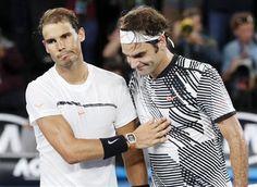 【7年ぶり5度目の優勝スピーチ】フェデラー、ナダルが「準優勝できたことが非常にうれしい」/全豪テニス