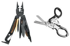 Leatherman MUT Raptor, which would likely be most useful for flight nurses, or those that work with ambulance corps.