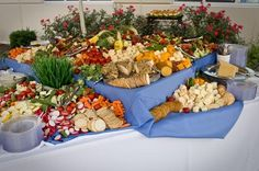 Cheese+Displays+For+Weddings | GOLDEN RULE CATERING - Amelia, OH