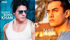 ¿Team Shahrukh Khan o Team Aamir Khan?