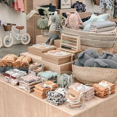 Our second drop of is sitting pretty in store and we are so excited for you all to get your hands on it! We love it and we… Source by scheichvomdeich store design Clothing Store Displays, Clothing Store Design, Kids Clothing Stores, Retail Interior Design, Retail Store Design, Baby Store Display, Boutique Decor, Kids Boutique, Storing Baby Clothes