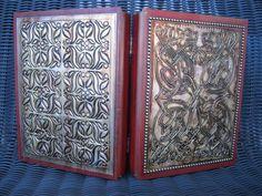 Latonagem by Norma                                  Caixa Livro - Motivo Celta
