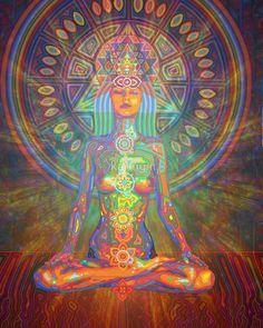 Shakti digital - 2016 by Karmym par karmym #psychedelicminds psy-minds.com
