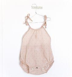 Tocoto Vintage SS14, ropa y accesorios para bebés http://www.minimoda.es