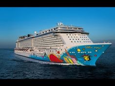 cool Norwegian Breakaway NCL Trip Slideshow - Departing from New York, NY
