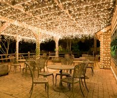 """""""The Holiday Patio: Decorate your patio for the holidays. Don't let your patio area sit idly by when decorating for the holidays.  It can add so much to the spirit of the holidays and to the beauty of your outdoor living area."""" Click through for tips."""