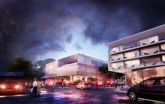 Diseñado por Gomez Platero Arquitectos. El proyecto de nuevo centro cultural Pedro de Osma realizado por Gómez Platero Arquitectos, con asesoría local de Shell Arquitectos, obtuvo el tercer...