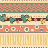 Pattern coração