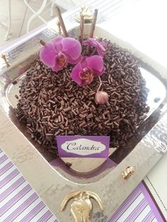 Calandra Sacher Cake..♥