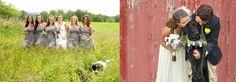 April & Grady's Wedding at Jay Peak Resort, Vermont | best fun Vermont destination wedding photographer - Kingdom Wedding Photography by Kat...