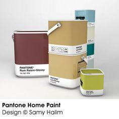 peinture pantone