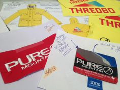 Designing the new uniform for the team at Outdoor Apparel, Outdoor Outfit, Fashion Brand, Behind The Scenes, Skiing, Pure Products, Blog, Ski, Fashion Branding