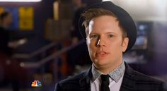 You got: Patrick Stump Oh, yes. You've landed the lead singer of Fall Out Boy. Seriously, what could be better than a Chicago guy with a ~soul voice~ to warm you during those lonely nights? Absolutely nothing.