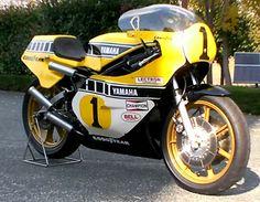 ROAD RIDER: 1978 YAMAHA YZR500