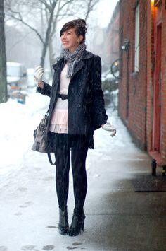 Ah so cute for a snow day
