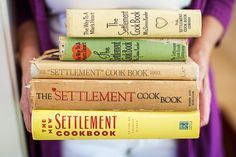 The Settlement Cookbook: 116 Years and 40 Editions Later