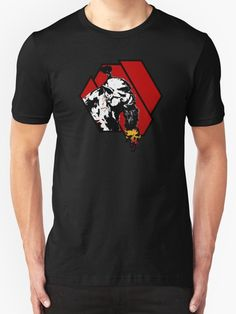 'Skull Warrior Orc Bearded Casual Gamer War Craft Logo Tee Shirt' Classic T-Shirt von NerdParadise Orc Warrior, Craft Logo, Warriors Game, Horde, Video Game Art, Must Haves, Street Wear, Classic T Shirts, Tee Shirts